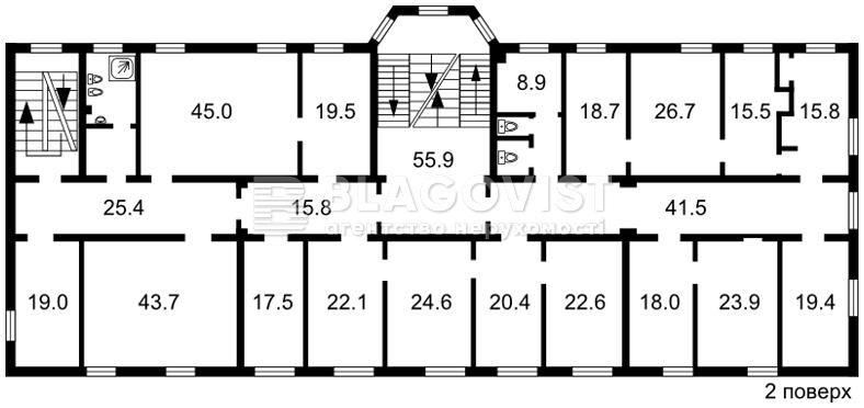 Нежитлове приміщення, R-2710, Мечникова, Київ - Фото 5