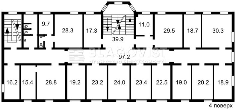 Нежитлове приміщення, R-2710, Мечникова, Київ - Фото 7