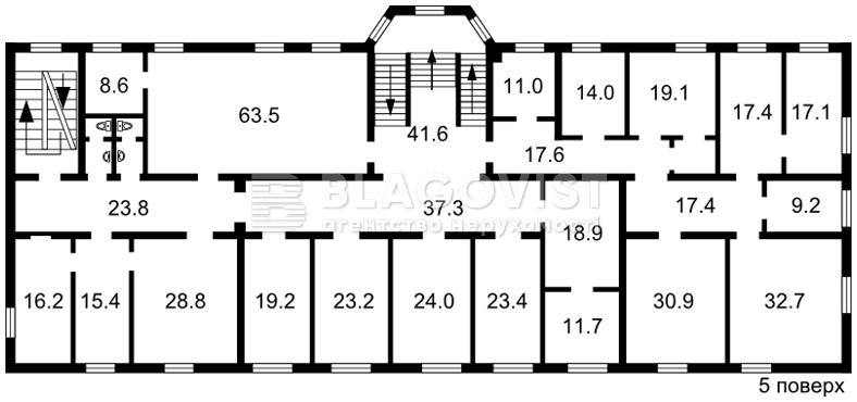 Нежитлове приміщення, R-2710, Мечникова, Київ - Фото 8