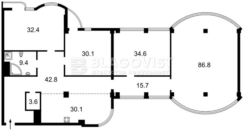 Квартира R-15685, Зверинецкая, 59, Киев - Фото 6