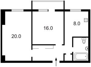 Квартира Еспланадна, 32, Київ, Z-721478 - Фото2