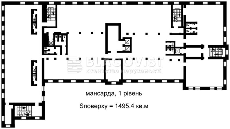 Отдельно стоящее здание, A-108691, Дегтяревская, Киев - Фото 7