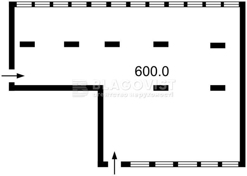 Нежитлове приміщення, H-34367, Січових Стрільців (Артема), Київ - Фото 3