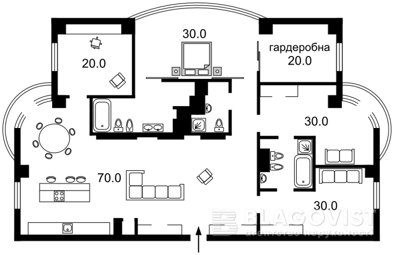 Квартира C-104823, Звіринецька, 59, Київ - Фото 6