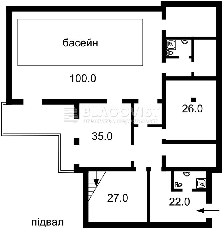 Дом R-15725, Козин (Конча-Заспа) - Фото 4