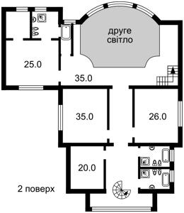 Будинок Козин (Конча-Заспа), R-15725 - Фото 4