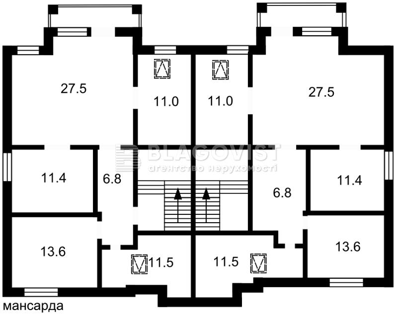 Дом A-108703, Лесники (Киево-Святошинский) - Фото 6