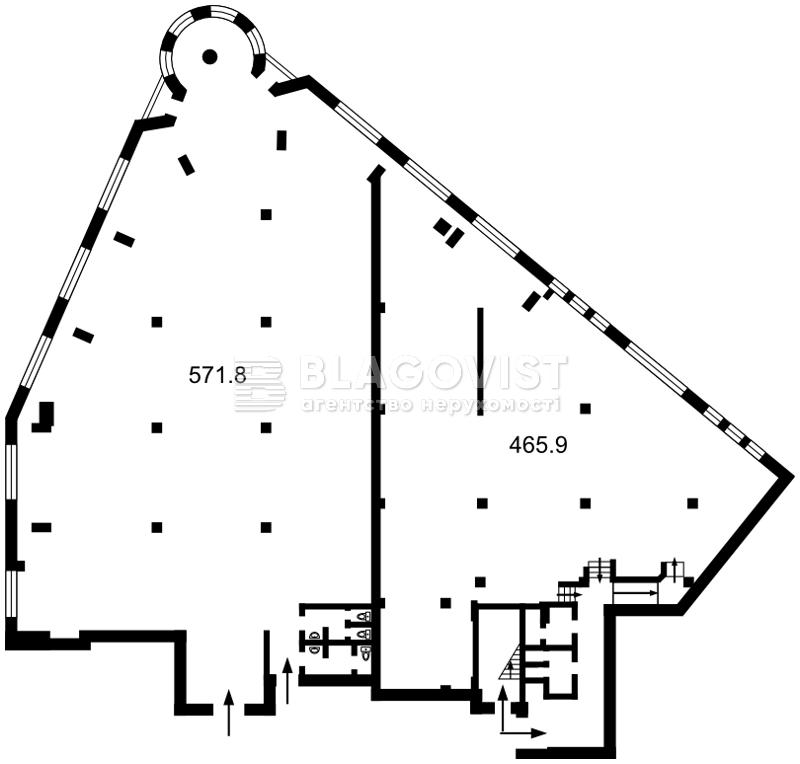Нежилое помещение, D-33828, Глубочицкая, Киев - Фото 3