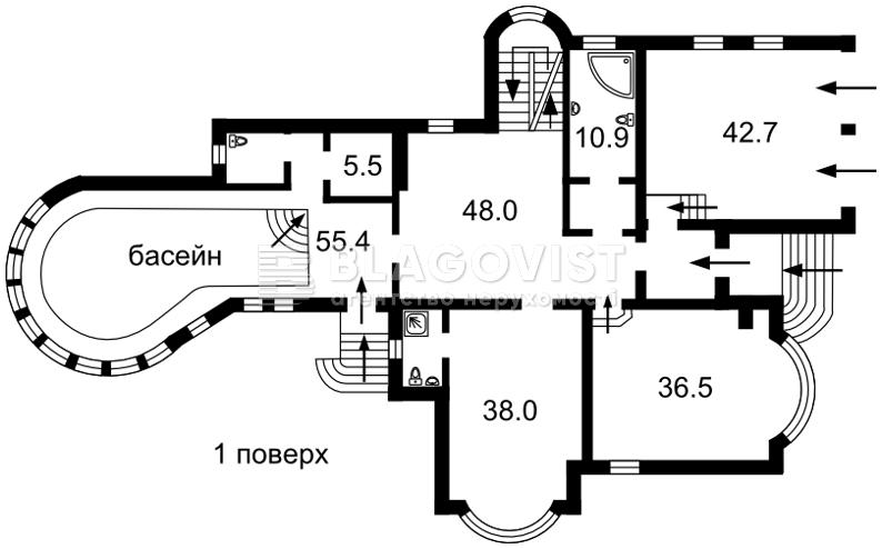 Дом C-104839, Независимости, Стоянка - Фото 3