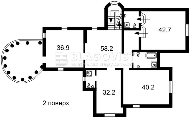 Дом C-104839, Независимости, Стоянка - Фото 4