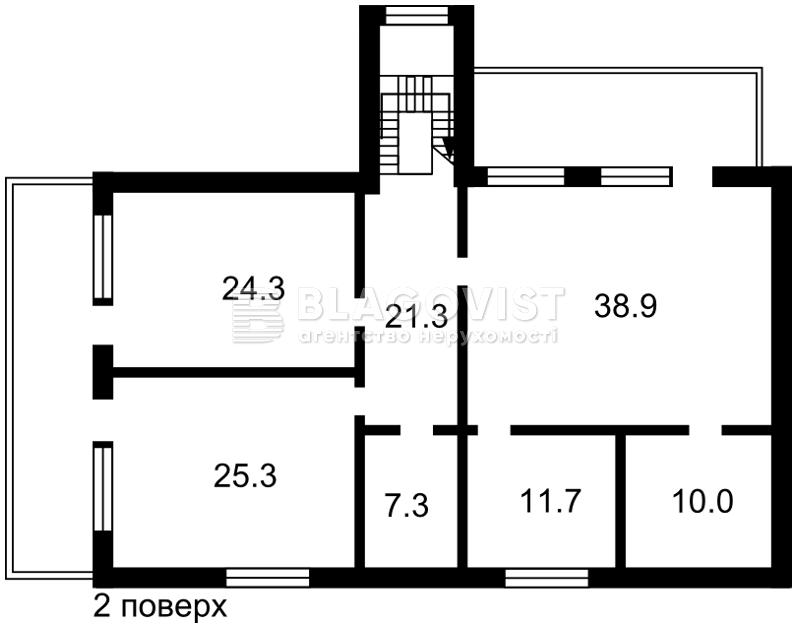 Дом H-41569, Гоголя, Буча (город) - Фото 3