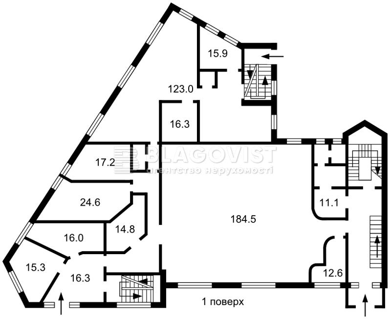 Готель, P-23334, Білгородська, Боярка - Фото 4