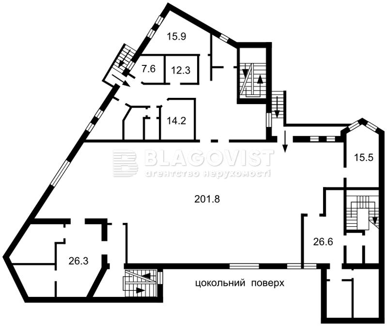 Готель, P-23334, Білгородська, Боярка - Фото 3