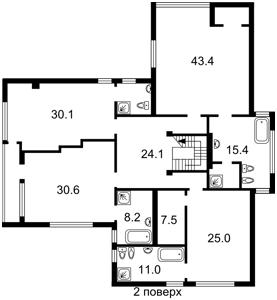 Дом Козин (Конча-Заспа), C-104857 - Фото 2