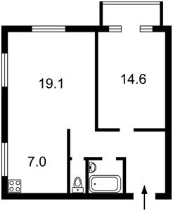 Квартира D-33890, Крещатик, 29, Киев - Фото 7