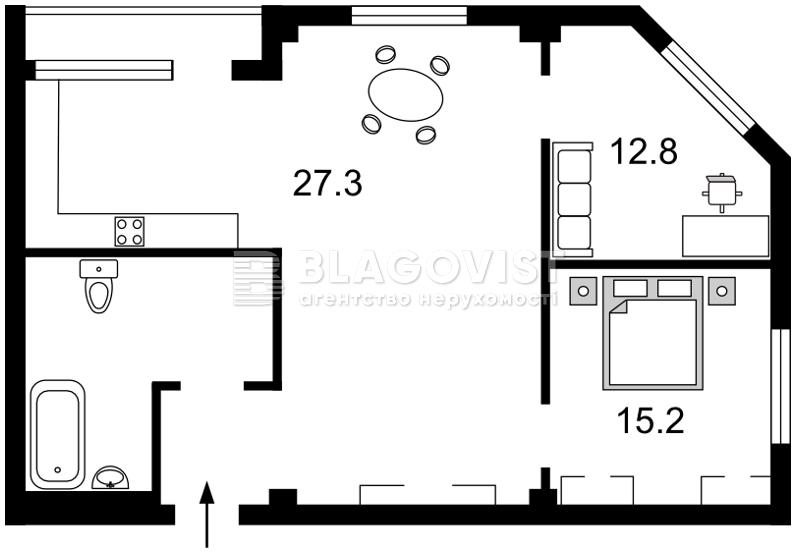 Квартира F-39663, Хрещатик, 23, Київ - Фото 5