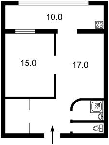 Квартира Хмельницкого Богдана, 32, Киев, M-33209 - Фото2