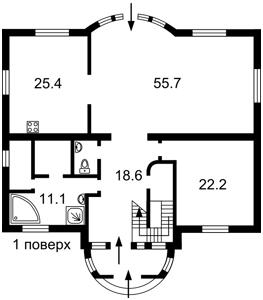 Дом Карпатская, Киев, R-16213 - Фото 2