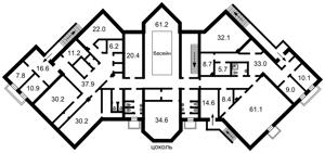 Нежилое помещение, Максимовича Михаила (Трутенко Онуфрия), Киев, A-108802 - Фото 2