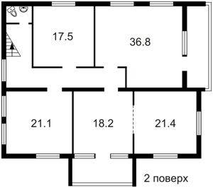 Будинок Зоряна, Крюківщина, Z-365759 - Фото 5