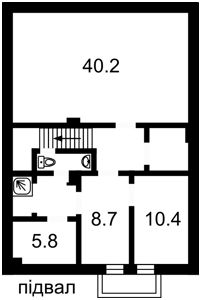 Будинок Козин (Конча-Заспа), A-108770 - Фото2