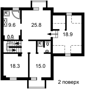 Будинок Козин (Конча-Заспа), A-108770 - Фото 4
