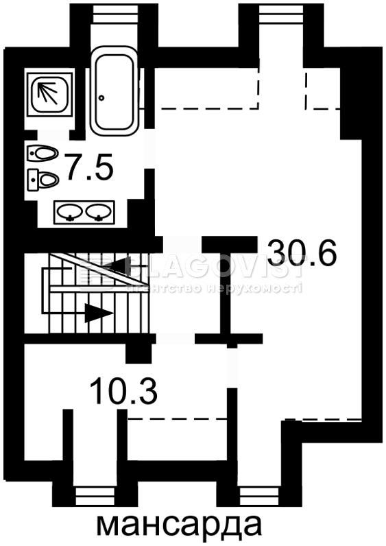 Дом A-108770, Козин (Конча-Заспа) - Фото 6
