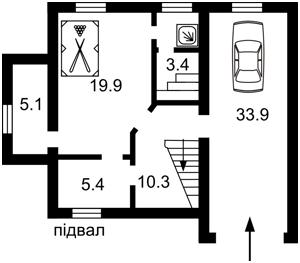 Будинок В.Олександрівка, Z-169238 - Фото2
