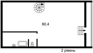 Квартира Крещатик, 25, Киев, Z-266611 - Фото 3