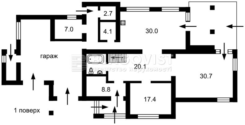 Дом F-39812, Лесники (Киево-Святошинский) - Фото 4