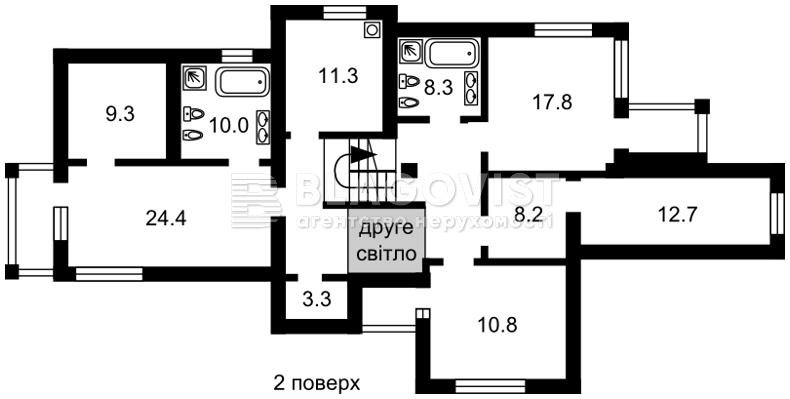 Дом F-39812, Лесники (Киево-Святошинский) - Фото 5