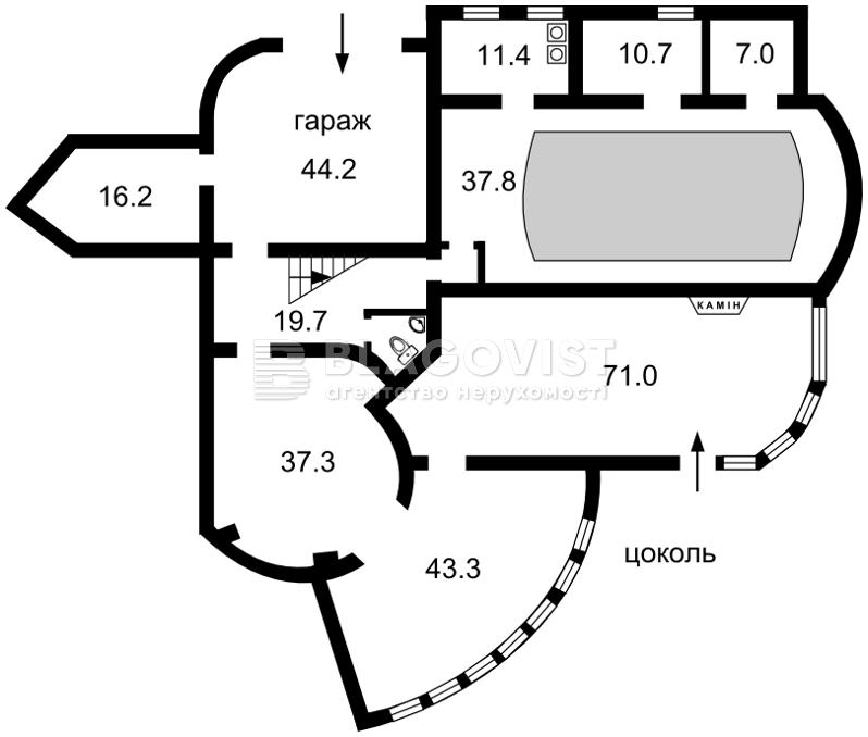Дом Z-1101499, Горбовичи - Фото 4