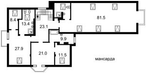 Дом Полтавская, Буча (город), X-7959 - Фото 3