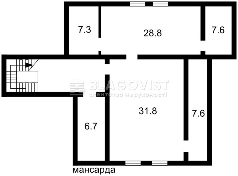 Дом A-108916, Князя Святослава (Челюскинцов пер. 2), Борисполь - Фото 7