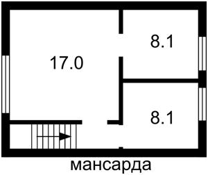 Дом Садовая, Николаевка (Макаровский), F-39887 - Фото 4