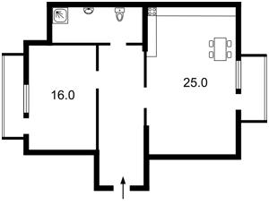 Квартира C-83330, Шелковичная, 13/2, Киев - Фото 5