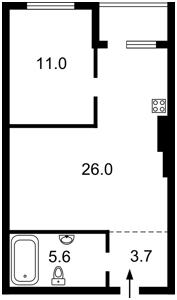 Квартира Жилянська, 118, Київ, Z-304525 - Фото2