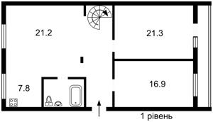 Квартира Крещатик, 25, Киев, Z-266611 - Фото2