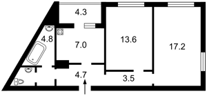 Квартира R-15159, Ломоносова, 81б, Киев - Фото 4