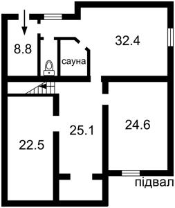 Дом Белокур К., Чайки, A-108968 - Фото2