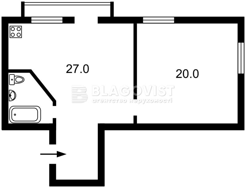 Квартира F-36982, Лисичанская, 29, Киев - Фото 5