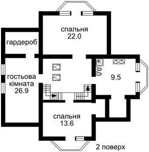 Дом Ломоносова, Ирпень, C-101953 - Фото 4