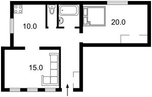 Квартира H-42228, Межигорская, 61, Киев - Фото 3