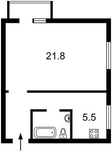 Квартира Хрещатик, 29, Київ, R-18615 - Фото2