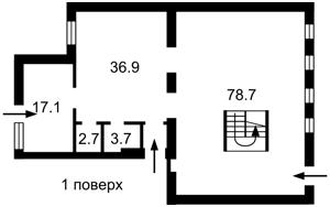 Ресторан, Грушевского Михаила, Киев, Z-295110 - Фото2