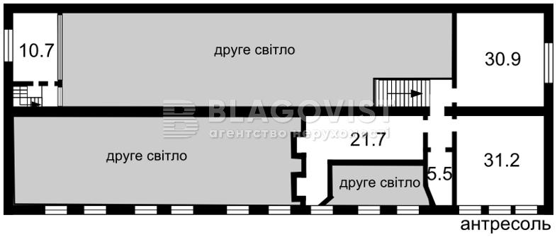 Нежитлове приміщення, E-37585, Волинська, Київ - Фото 3