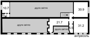 Нежитлове приміщення, Волинська, Київ, E-37585 - Фото 2