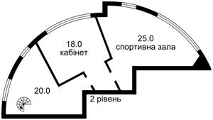 Квартира Предславинская, 31/11, Киев, H-42273 - Фото 3