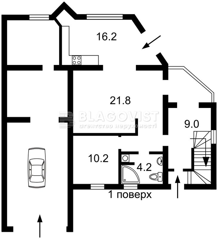 Дом A-109100, 23-я Садовая, Осещина - Фото 2
