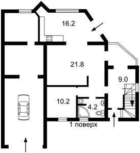 Дом 23-я Садовая, Осещина, A-109100 - Фото2